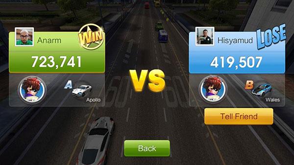 Shakiddo kalah lawan WeChat Speed