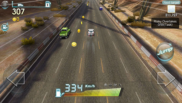 Perlumbaan WeChat Speed All-Star Race