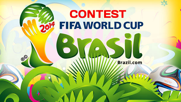 Contest FIFA World Cup 2014 Brazil.com