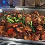 Udang buffet ramadhan Santapan 29 Malam