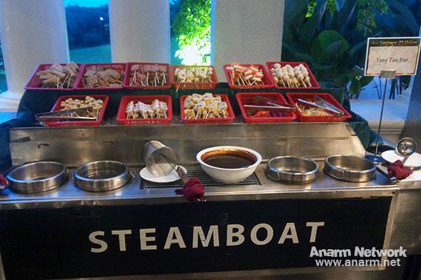 Yong Tau Foo buffet Ramadhan