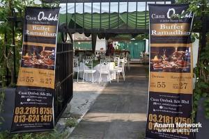 Buffet Ramadhan Casa Ombak Kuala Lumpur