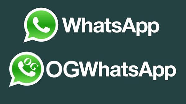 OGWhatsApp 2 nombor WhatsApp dalam 1 phone