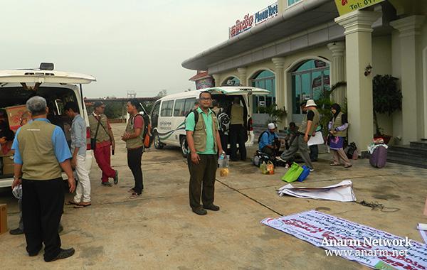 Buat persiapan untuk sembeli lembu korban di Kemboja
