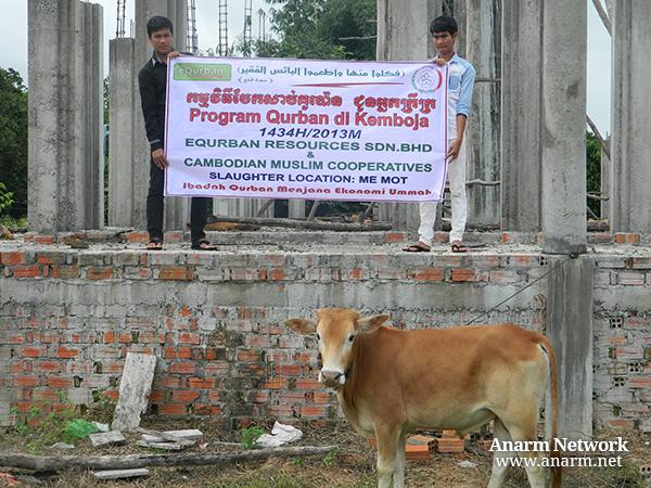 Ibadah Qurban dan Aqiqah di Kemboja