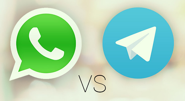 Telegram Messenger VS WhatsApp Messenger