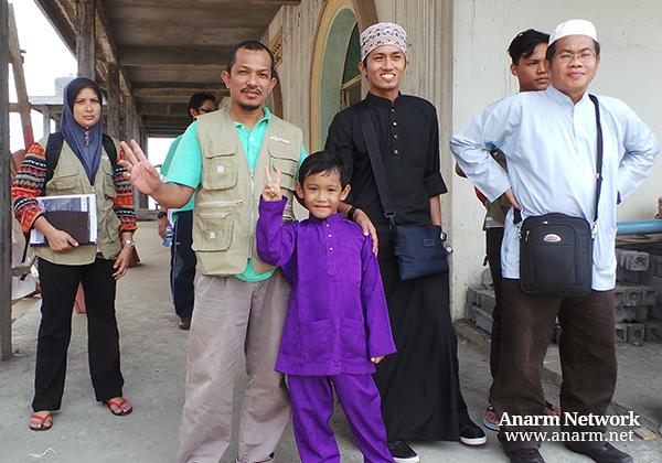Team eQurban di Kemboja