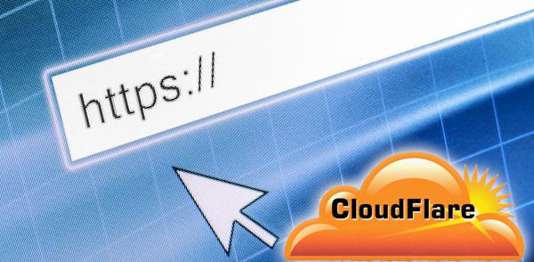 SSL percuma 'https' menggunakan CloudFlare