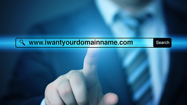 Nama domain bina jenama blogger