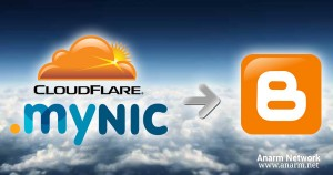 Cara setting domain .MY untuk blogspot menggunakan Cloudflare