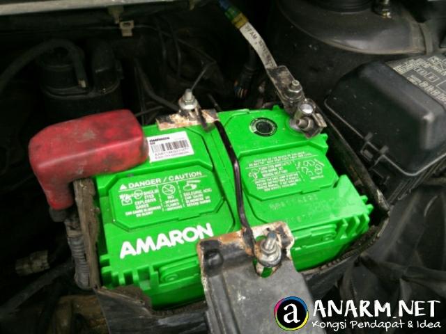 Bateri kereta Amaron Go