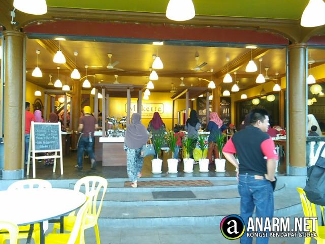 Makette Steamboat & Grill di Tanah Merah, Kelantan
