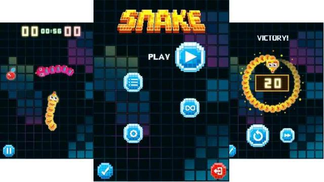 Nokia 3310 Snake (game ular)