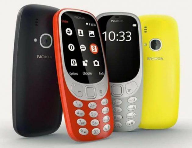 Nokia 3310 versi baharu tahun 2017