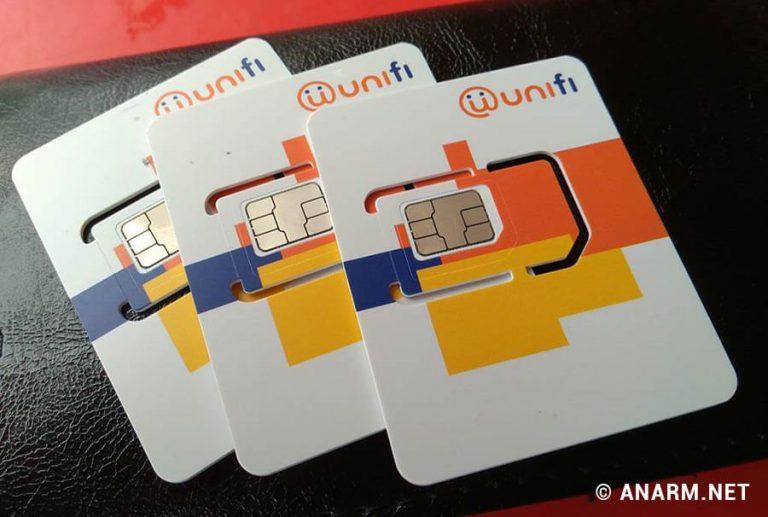 Simkad Unifi Mobile Percuma dengan Data 20GB