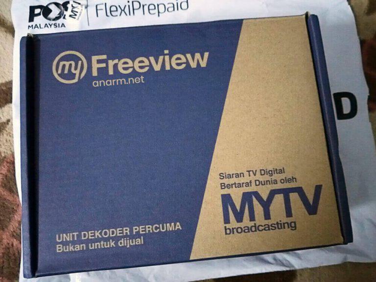Dekoder MYTV percuma