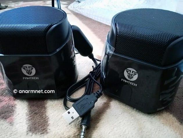 Fantech Hellscream GS201 Gaming and Music Speaker