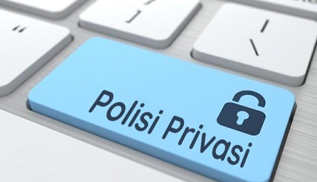 Polisi Privasi