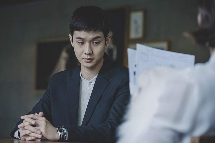 Watak Ki-woo dalam filem Parasite 2019