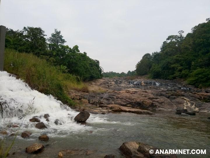 Air Terjun Lata Rek, Kuala Krai, Kelantan