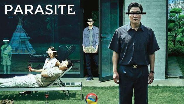 Parasite 2019 Filem Korea Pemenang Festival Filem Cannes