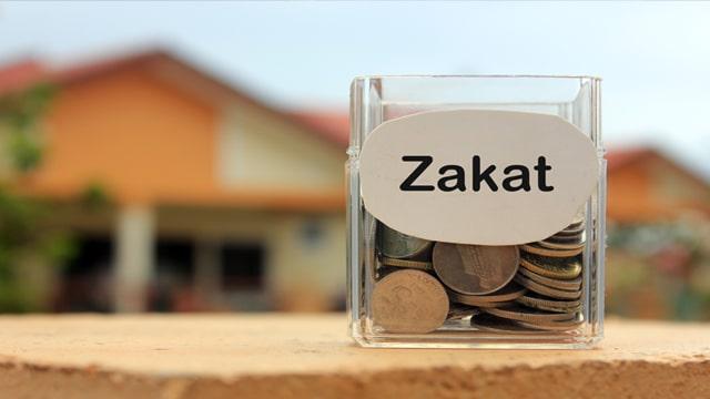 Zakat, Wakaf, Sedekah harta kaya dunia