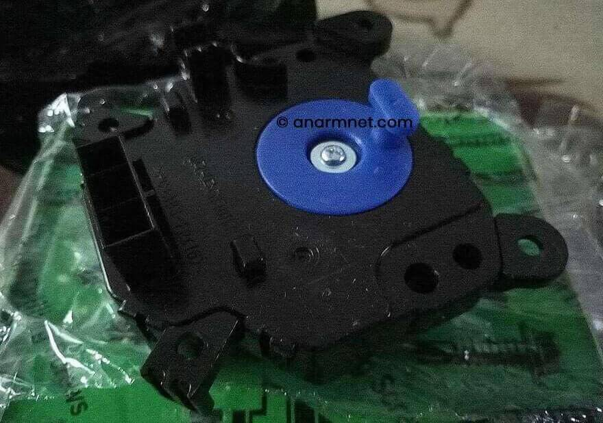 Drain motor replacement mesin basuh Toshiba AW-A820MM