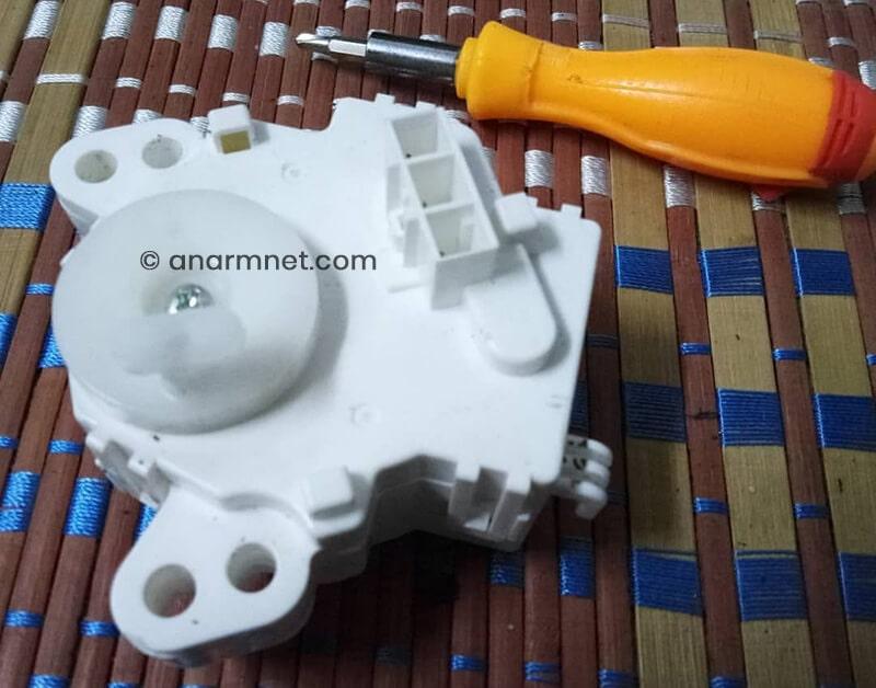 Drain motor original Toshiba AW-A820MM