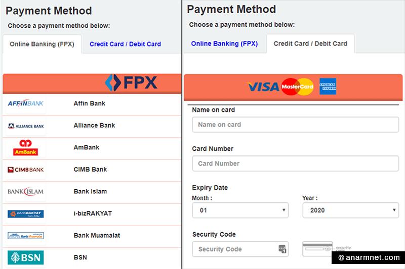 Kaedah pembayaran saman trafik PDRM melalui MyEG