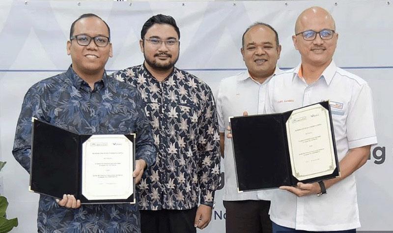 Kerjasama antara Wahed Invest Malaysia dan Bank Muamalat